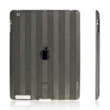 Ochranné pouzdro pro Apple iPad 2. / 3. / 4.gen. - More - šedé