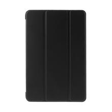 Plastové pouzdro / kryt + Smart Cover pro Apple iPad mini 4 - funkce chytrého uspání a probuzení - černé