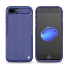 Kryt Nillkin Amp pro Apple iPhone 7 Plus / 8 Plus s pasivním zesilovačem zvuku - gumový - modrý