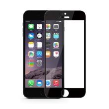 Super odolné tvrzené sklo Nillkin (Tempered Glass) na přední část Apple iPhone 6 / 6S - černý rámeček