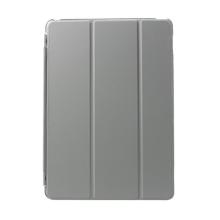 Ochranné pouzdro s odnímatelným Smart Coverem pro Apple iPad Air 2 - matné - šedé