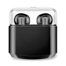 Sluchátka Bluetooth bezdrátová BTH-X8 - černá