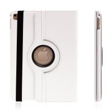 Pouzdro pro Apple iPad Pro 9,7 - 360° otočný stojánek - bílé
