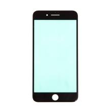 Přední sklo pro Apple iPhone 8 Plus - černé - kvalita A+