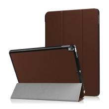 Pouzdro / kryt pro Apple iPad Pro 10,5 - funkce chytrého uspání + stojánek - hnědé