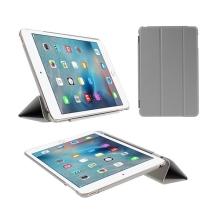 Pouzdro / kryt + Smart Cover pro Apple iPad mini 4 - šedé