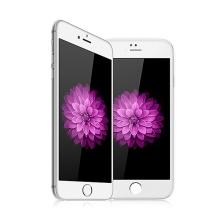 Tvrzené sklo DEVIA (Tempered Glass) pro Apple iPhone 6 Plus / 6S Plus - bílý rámeček + zadní fólie - 0,26mm