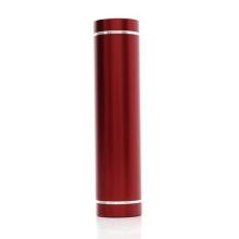Mini externí baterie 2600mAh - červená