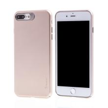 Kryt pro Apple iPhone 7 Plus / 8 Plus - plastový - zlatý