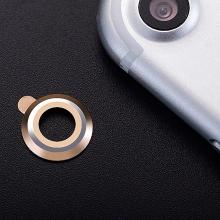 Ochrana zadní čočky fotoaparátu ENKAY pro Apple iPhone 7 - zlatá
