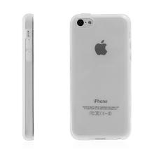 Kryt pro Apple iPhone 5C - gumový / průhledný