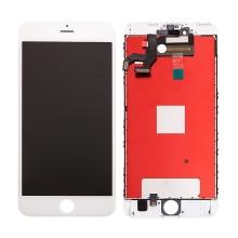 LCD panel + dotykové sklo (touch screen digitizér) pro Apple iPhone 6S Plus - bílý - kvalita A+