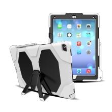 Kryt / pouzdro pro Apple iPad Pro 12,9 - outdoor - odolný - plastový / silikonový - černý / bílý