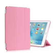 Pouzdro + odnímatelný Smart Cover pro Apple iPad Pro 9,7 - růžové