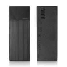 Externí baterie / power bank REMAX Thoway - 5000 mAh - USB 2A - černá