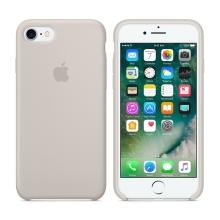 Originální kryt pro Apple iPhone 7 / 8 - silikonový - kamenně šedý
