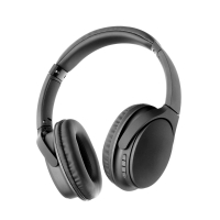 Sluchátka Bluetooth bezdrátová MS-K10 - mikrofon + ovládání - FM rádio - Micro SD slot - 3,5mm jack vstup - černá