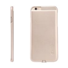 Kryt Nillkin pro bezdrátové nabíjení Apple iPhone 6 / 6S - zlatý