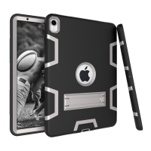 "Kryt / pouzdro pro Apple iPad Pro 11"" - outdoor - odolný - plastový / silikonový - černý / šedý"