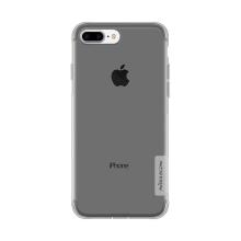 Kryt NILLKIN Nature pro Apple iPhone 7 Plus / 8 Plus - gumový - průsvitný / šedý