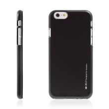 Kryt Mercury iJelly pro Apple iPhone 6 / 6S gumový - černý
