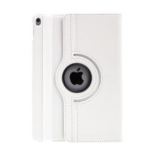 Pouzdro pro Apple iPad Pro 10,5 - 360° otočný stojánek - bílé