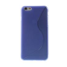 Kryt S line pro Apple iPhone 6 Plus / 6S Plus gumový protiskluzový - fialový