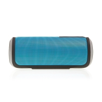 Reproduktor W-KING X6 X-Bass outdoor Bluetooth 4.0 - NFC a slot na TF karty - modrý