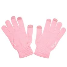 Rukavice IGLOVE pro ovládání dotykových zařízení - růžové
