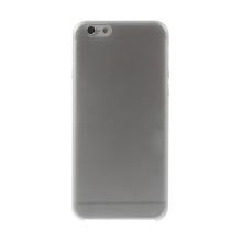 Ultra tenký plastový kryt pro Apple iPhone 6 (tl. 0,3mm) - matný - šedý