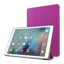 Pouzdro / kryt pro Apple iPad Pro 9,7 - vyklápěcí, stojánek - fialové