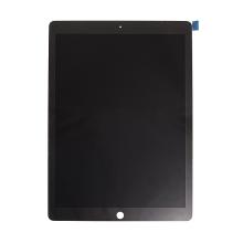 LCD panel / displej + dotykové sklo + small board pro Apple iPad Pro 12,9 - černý - kvalita A+