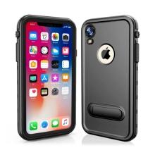 Pouzdro Redpepper pro Apple iPhone Xr - voděodolné - plastové - černé