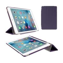 Pouzdro / kryt + Smart Cover pro Apple iPad mini 4 fialové