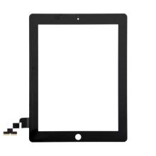 Přední dotykové sklo (touch screen) pro Apple iPad 2.gen. - černý rámeček - kvalita A+