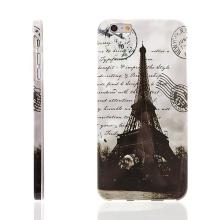 Gumový kryt pro Apple iPhone 6 Plus / 6S Plus - Eiffelova věž