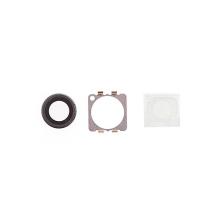 Krycí sklíčko zadní kamery Apple iPhone 6 / 6S - vesmírně šedé (Space gray) - kvalita A