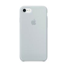 Originální kryt pro Apple iPhone 7 / 8 - silikonový - mlhově modrý