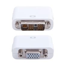 Redukce z DVI na VGA adaptér určena pro Apple MacBook Pro / iMac