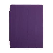 Smart Cover pro Apple iPad 2. / 3. / 4.gen. - fialový