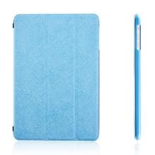 Tenké ochranné pouzdro se Smart Coverem pro Apple iPad mini / mini 2 / mini 3 - modré