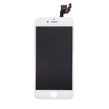 LCD panel + dotykové sklo (touch screen digitizér) pro Apple iPhone 6 - osazený - bílý - kvalita A+
