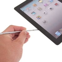 Kovová oboustranná planžeta pro otevření nejen Apple zařízení - šíře 7mm
