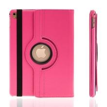 Pouzdro pro Apple iPad Pro 9,7 - 360° otočný stojánek - růžové