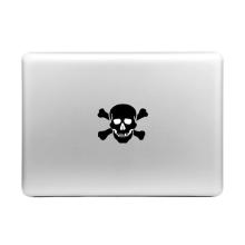 Samolepka ENKAY Hat-Prince na Apple MacBook - lebka
