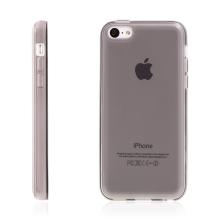 Kryt pro Apple iPhone 5C - gumový / šedý