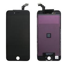 LCD panel + dotykové sklo (touch screen digitizér) pro Apple iPhone 6 Plus - černý - kvalita A+