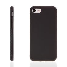 Kryt pro Apple iPhone 7 / 8 gumový protiskluzový - černý