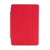 Smart Cover pro Apple iPad mini / mini 2 / mini 3 - červený