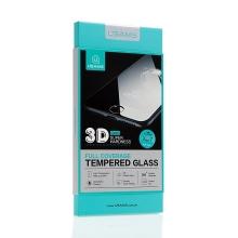 Tvrzené sklo (Tempered Glass) USAMS pro Apple iPhone 7 - 3D okraj - na přední část - bílé - 0,3mm